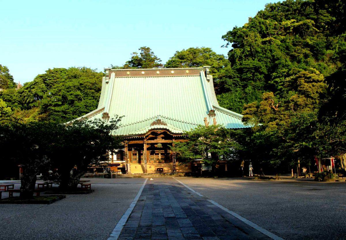 光明寺の本堂