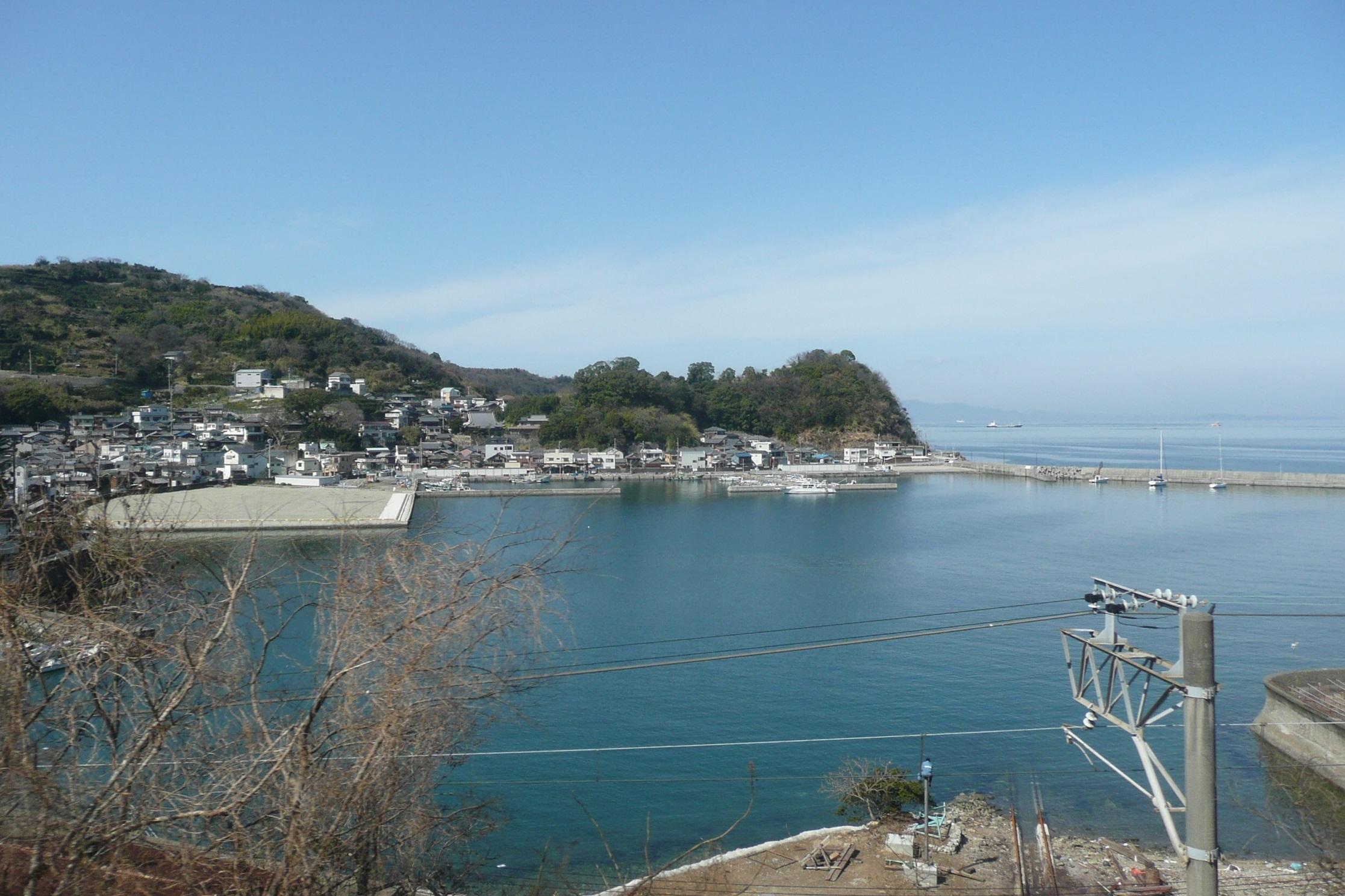 西国二番 紀三井寺からの景色がよかった
