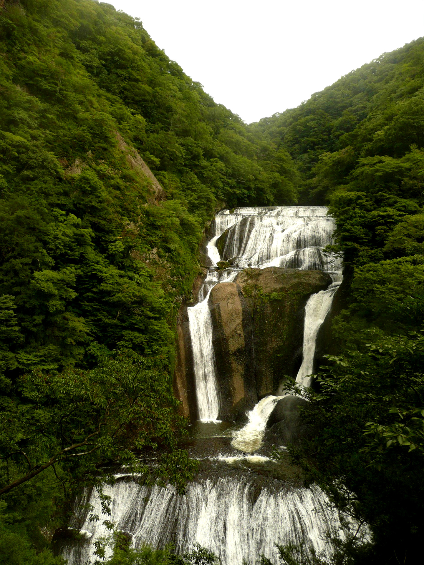袋田駅から袋田の滝まで お写ん歩☆