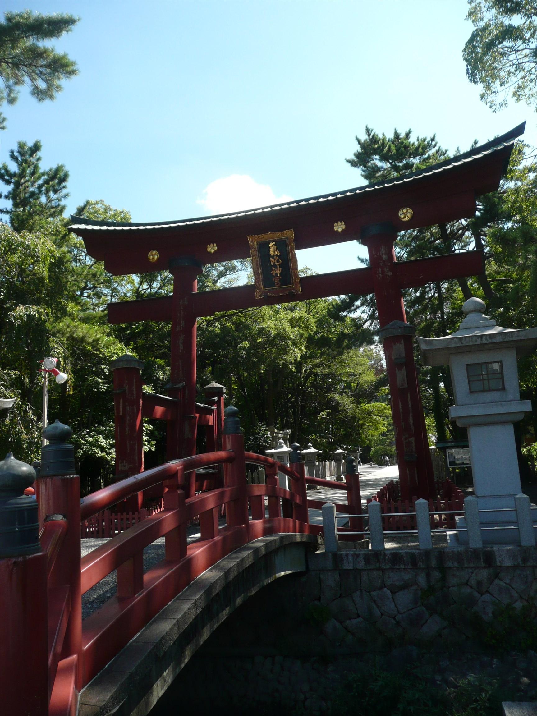 パワースポット氣比神宮と敦賀の街をお写んぽ♪