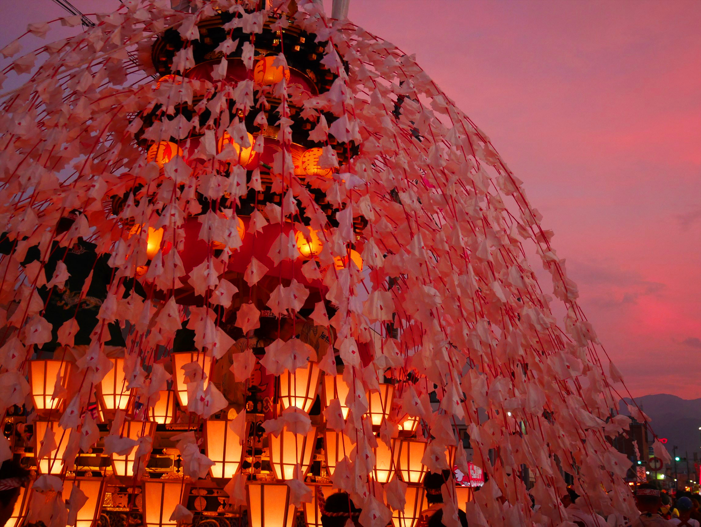 偉大なアホの祭り「秩父川瀬祭り」