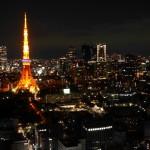 東京タワーのライトアップした夜の姿を撮影するならここ!
