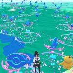 ポケモンGO(Pokémon GO)都内公園比較:上野公園 新宿御苑 池袋 代々木公園etc
