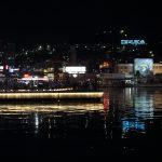 台北の港町 基隆(キールン)の夜景、夜市、中正公園、港