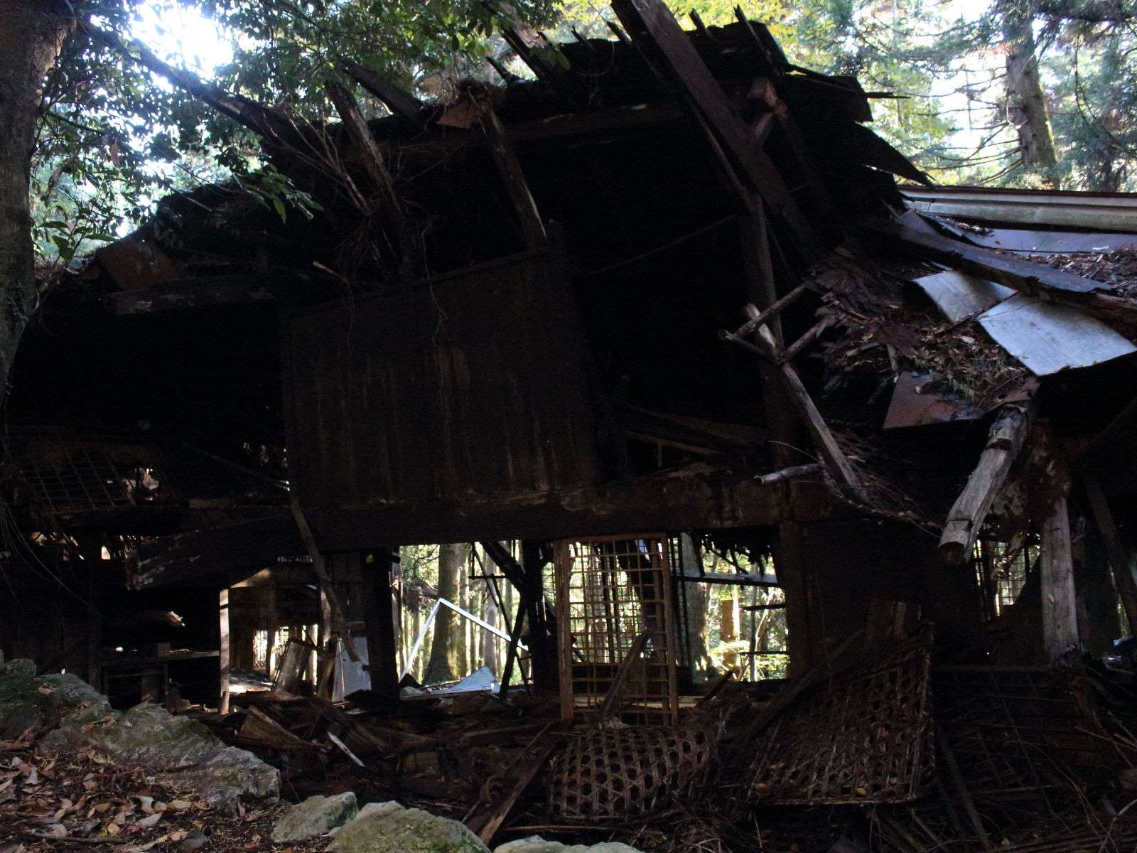 羽生蛇村のお屋敷