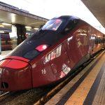 【色々乗ってきた】意外にも合理的で乗り心地のよいイタリアの鉄道