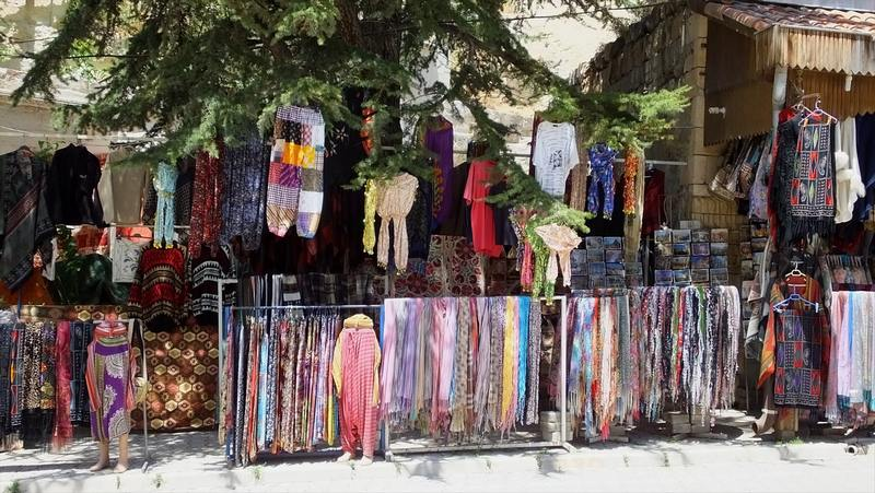 トルコの婦人服専門店
