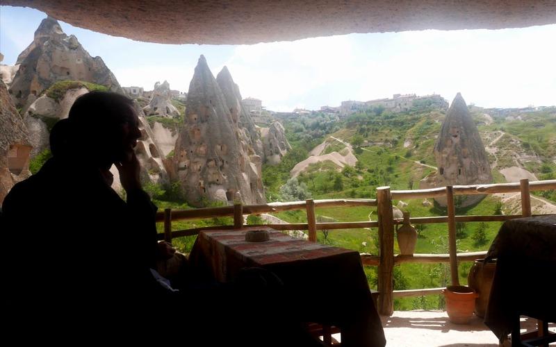 カッパドキア鳩の家