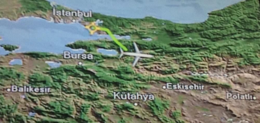 イスタンブールからカッパドキアへ