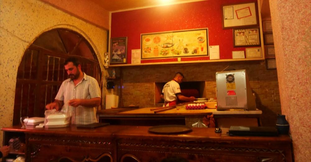 ギョレメのパン屋さん