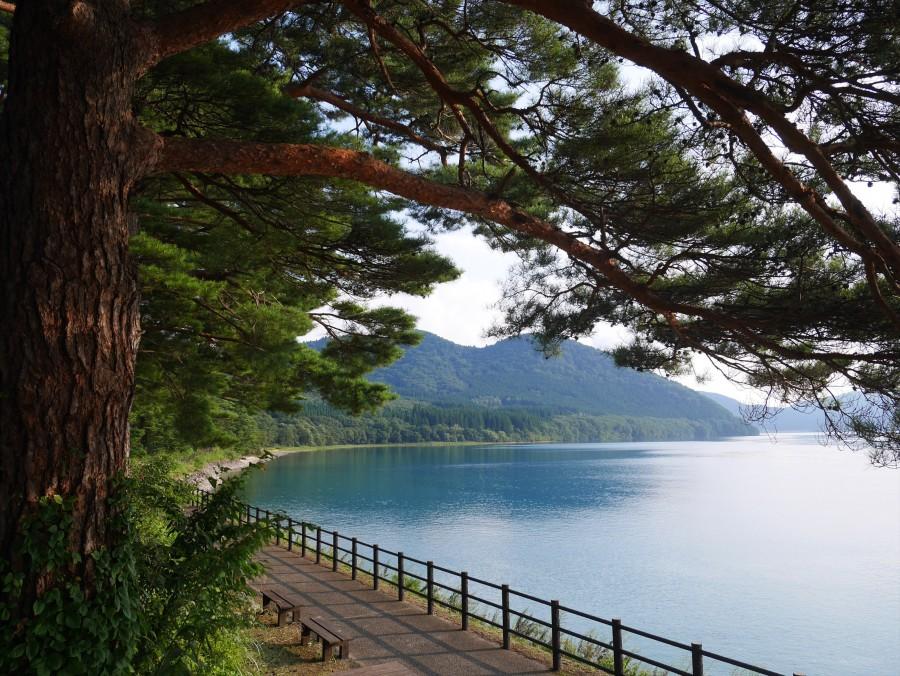 ちょっと怖い田沢湖