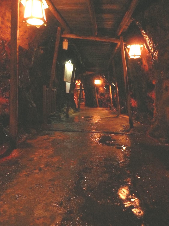 地下の歩道