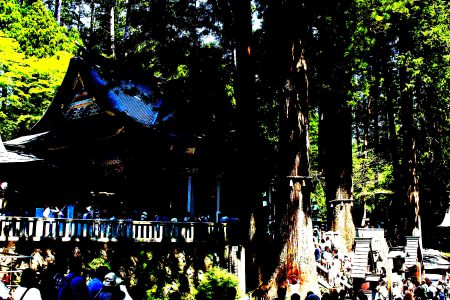 三峯神社オカルト