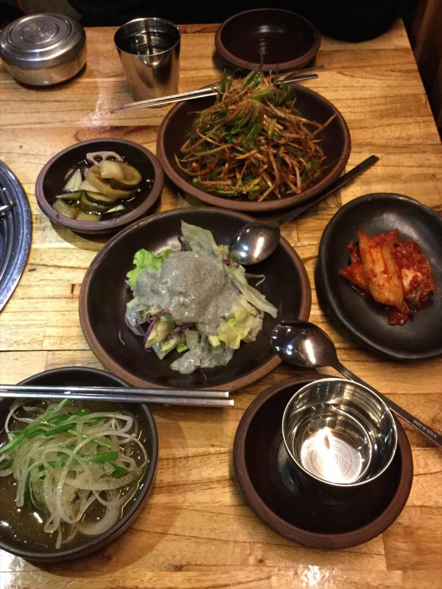 本場韓国料理