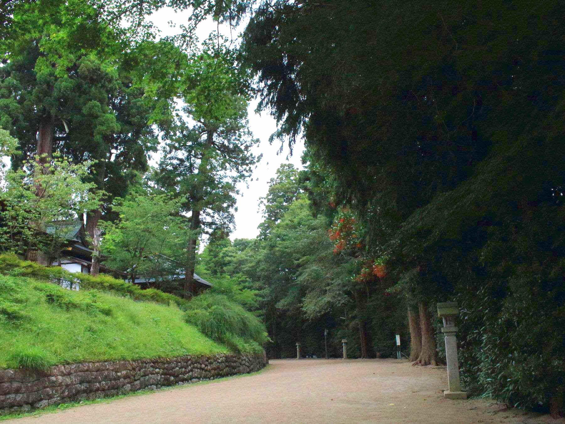 塩竃神社から志波彦神社へ