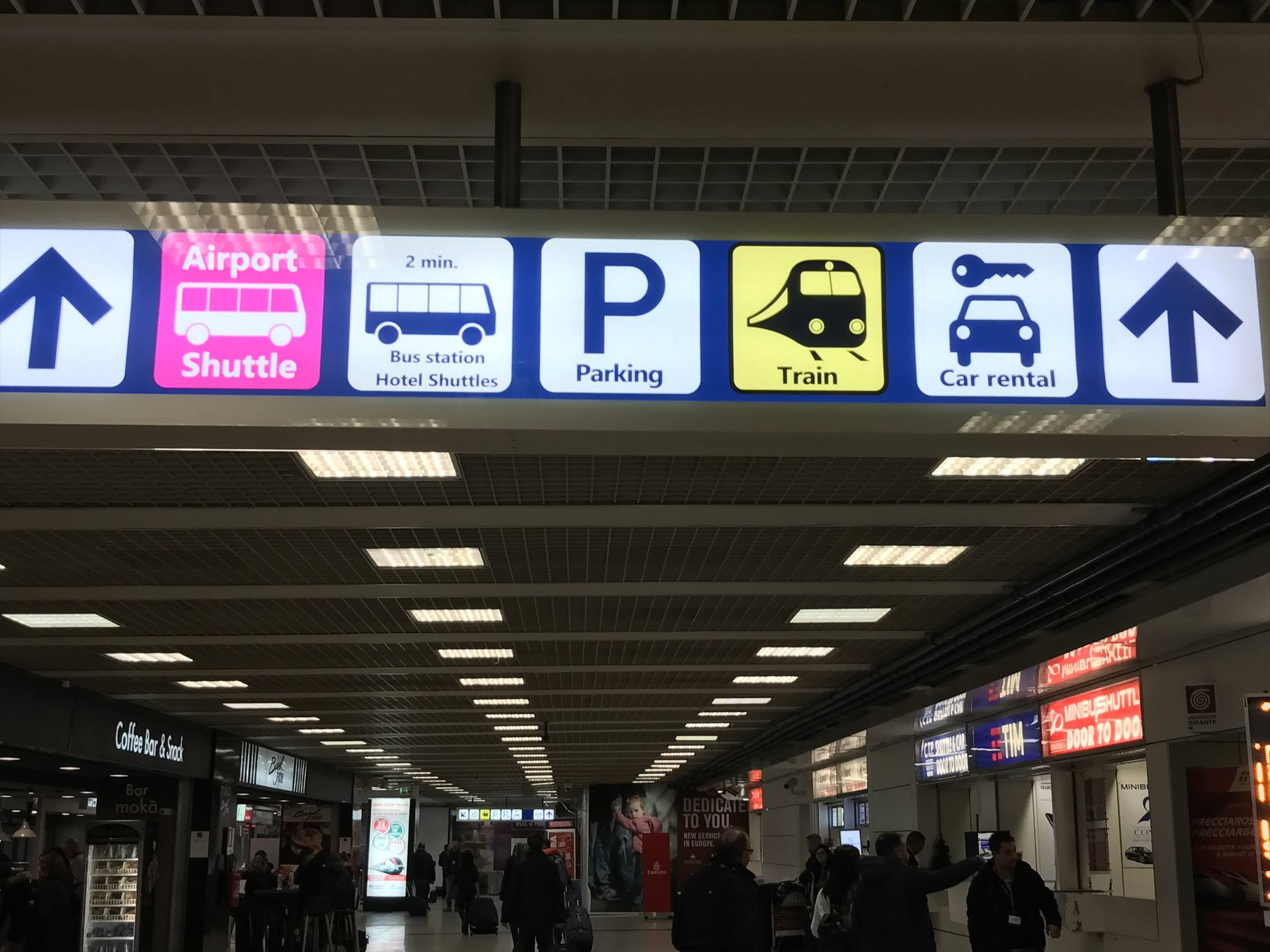フィウミチーノ空港