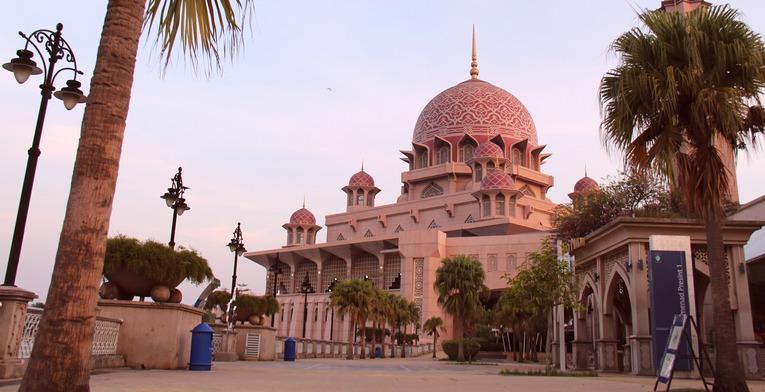 マレーシア プトラモスク