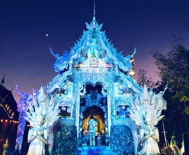 チェンマイの銀閣寺