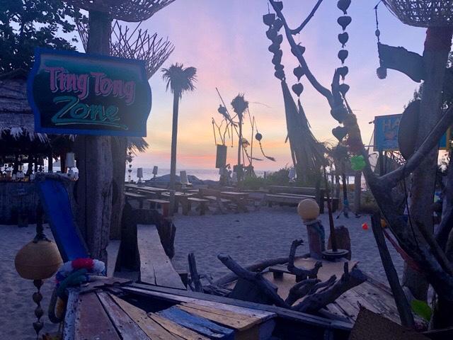 リペ島の夜明け