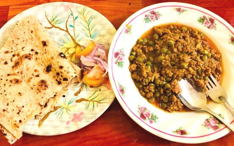 パキスタン人が作ったハラル料理