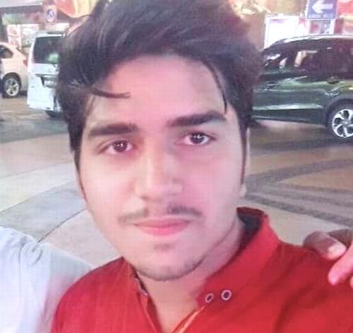パキスタン人のイケメン